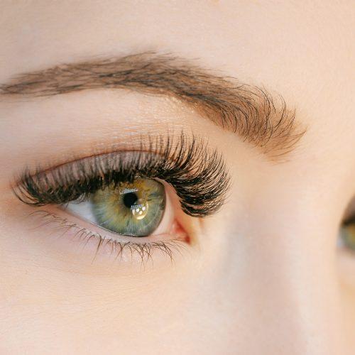 prestation cils:sourcils