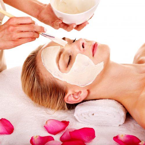 prestation soin visage:corps